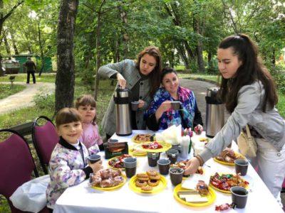 В Перове чествовали перовчан, проживших в семейном союзе более четверти века