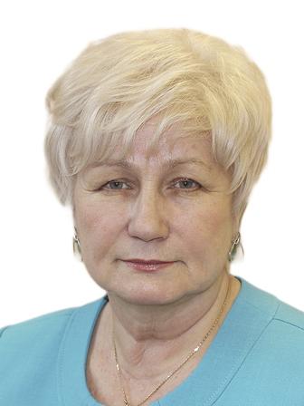 Гришкина Валентина Нинельевна