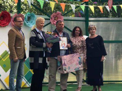 В празднике семьи, любви и верности приняла участие муниципальный депутат Татьяна Яковлева.