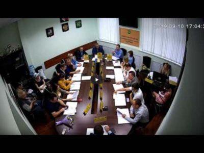 Заседание Совета депутатов МО Перово 10.09.2019
