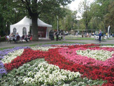 В Перовском парке прошли основные торжества и праздничные мероприятия ко дню рождения Москвы