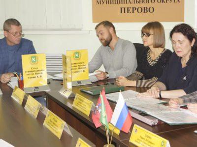 Перовские муниципальные депутаты провели внеочередное заседание депутатского корпуса. Фото Александра Калугина
