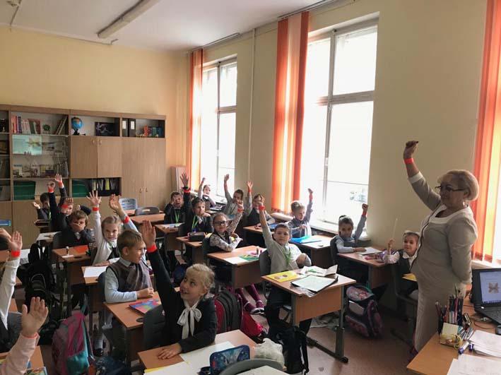 В перовских школах прошли мероприятия в рамках Недели безопасности. Фото предоставлено аппаратом Совета депутатов муниципального округа Перово