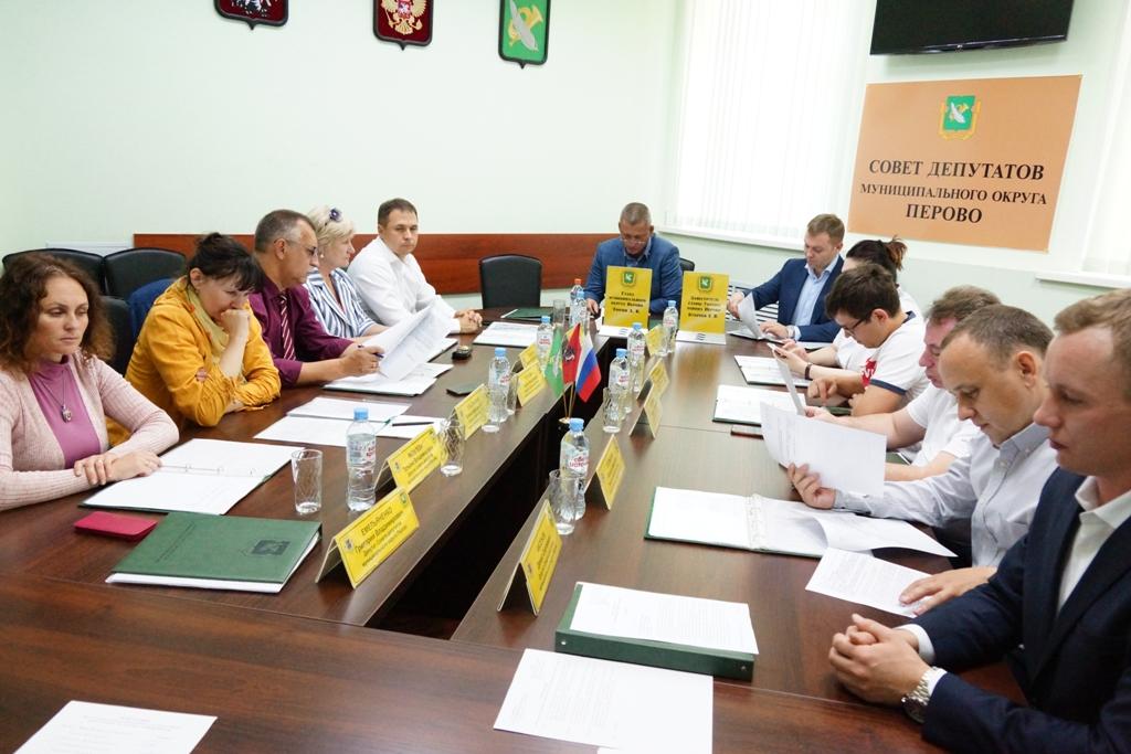 Перовские депутаты соберутся на очередное заседание в ближайший вторник. Фото Александра Калугина
