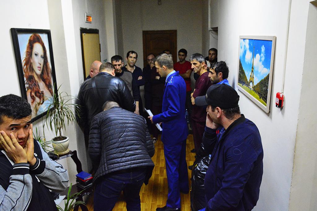 Перовской межрайонной прокуратурой выявлены нарушения миграционного законодательства