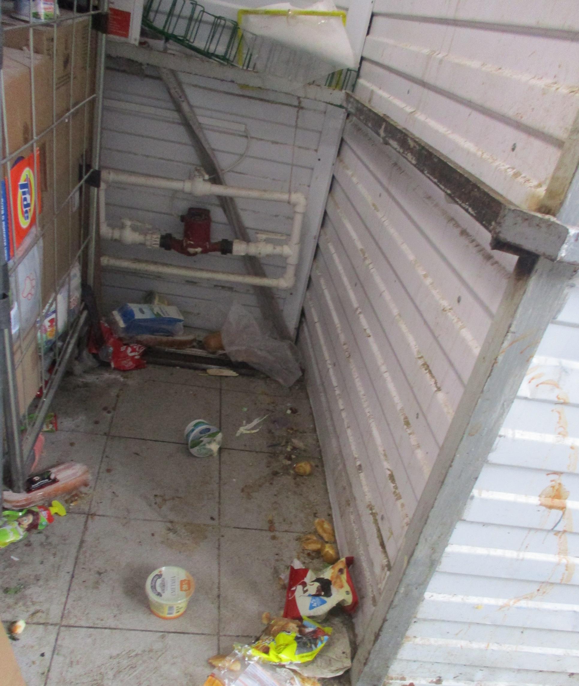 По требованию Перовской межрайонной прокуратуры суд приостановил деятельность сетевого магазина «Магнит» в связи с грубым нарушением санитарных норм
