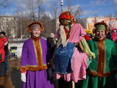 Около пятидесяти досуговых и спортивных мероприятий для перовчан запланировано на первый квартал нового года. Фото Александра Калугина