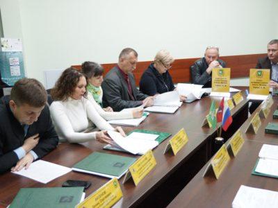 На внеочередном заседании депутаты утвердили местный бюджет на 2020 год. Фото Александра Калугина