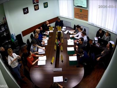 Заседание Совета депутатов 17.03.2020