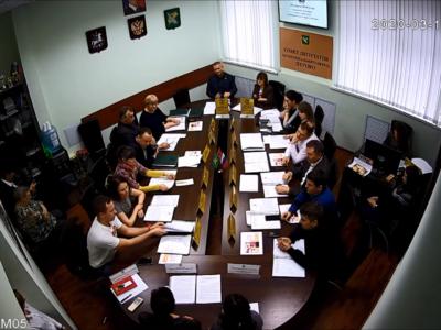 Заседание Совета депутатов 10.03.2020