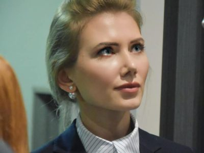 Валентина Бондаренко пришла на помощь руководству Школы № 2126 «Перово»