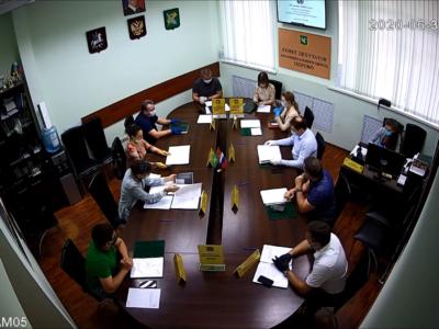 Заседание Совета депутатов МО Перово 30.06.2020