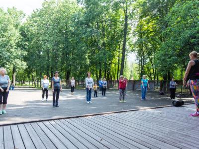 Субботний отдых ждёт жителей в Перовском парке