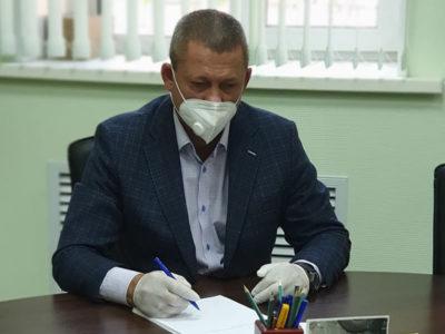 Андрей Тюрин обсудит с жителями Перово вопросы ЖКХ