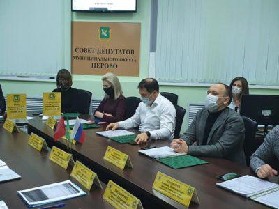 В Перово обсудили бюджет муниципального округа