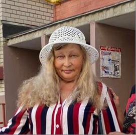 Устанавливается местонахождение Ганиной Елены Львовны