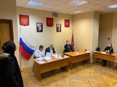 В Перово собиралась призывная комиссия