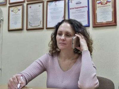 Единороссы из Перово ответили на вопросы жителей