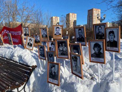 В Перово почтили память погибших воинов-интернационалистов