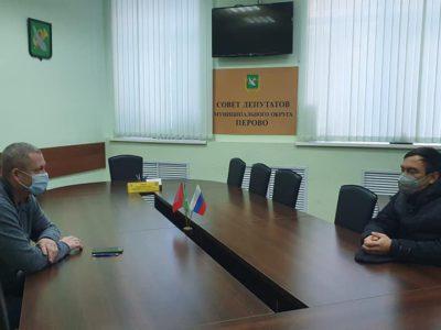 Андрей Тюрин провёл традиционный приём жителей