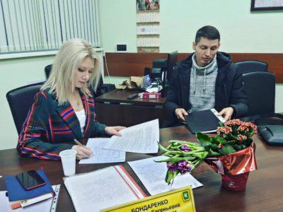 Валентина Бондаренко проконсультировала перовчан по правовым вопросам