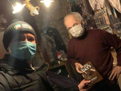 Денис Аксенов выполнил заявку перовчанина