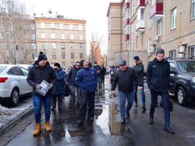 Жители Перово могут помочь информацией в борьбе с подтоплениями