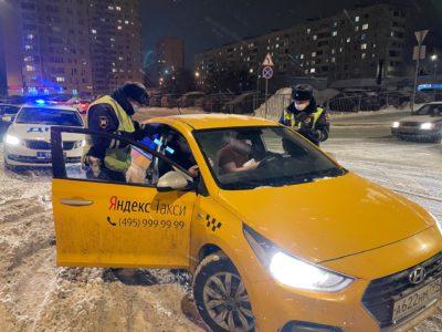 Профилактическое мероприятие «Нетрезвый водитель» состоялось в конце февраля