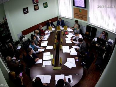 Заседание Совета депутатов МО Перово 15.04.2021
