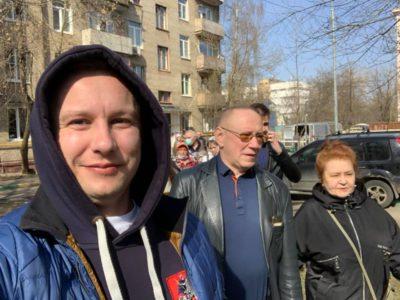 Перовские депутаты приняли участие в обходе