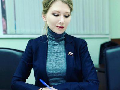 Валентина Бондаренко направила обращение в Департамент природопользования