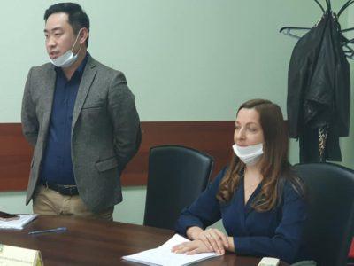 Александр Ким отчитался перед депутатами о работе «Детско-молодёжного центра Перово»