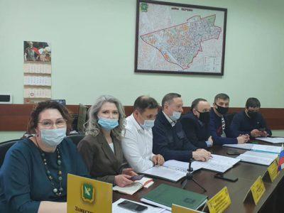 Перенесено время проведения заседания перовского Совета депутатов
