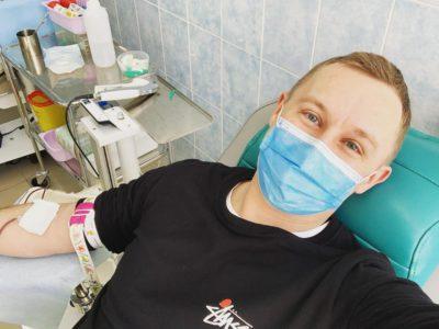 Денис Аксёнов: «Главное – возможность помогать людям»