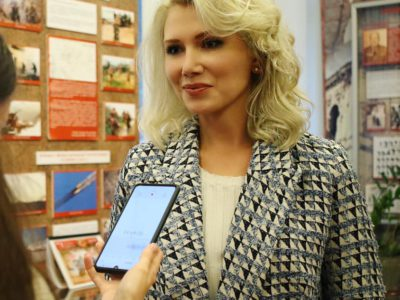 Валентина Бондаренко попросила установить «лежачего полицейского» во дворе