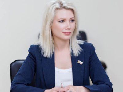 Валентина Бондаренко подготовила очередное обращение