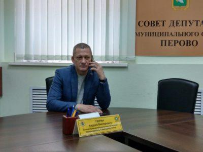 Перовские депутаты поздравили ветеранов Великой Отечественной войны