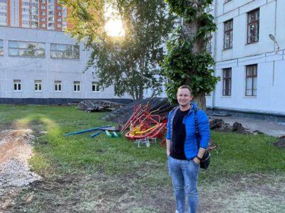 В Школе № 920 появится свой огород