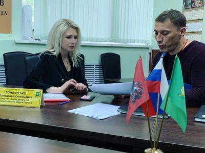 Валентина Бондаренко обсудила с перовчанами незаконную сдачу в аренду комнат в коммуналках