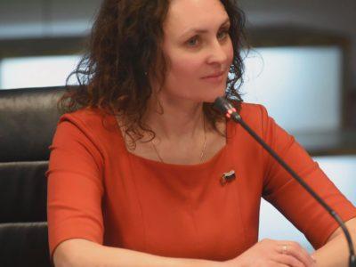 Татьяна Яковлева отчиталась перед избирателями