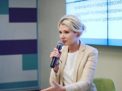 Валентина Бондаренко: «В акции «Рисуем Победу» участвовали все перовские школы»
