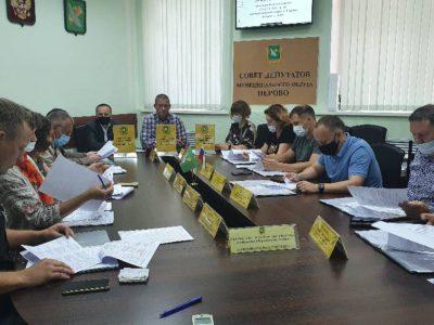 Перовские депутаты собирались на внеочередное заседание