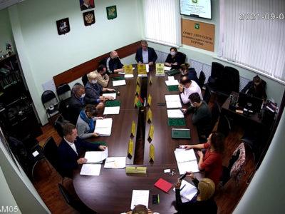 Внеочередное заседание Совета депутатов МО Перово от 09.09.2021