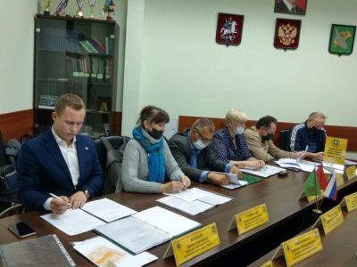 Перовские депутаты приняли ряд решений