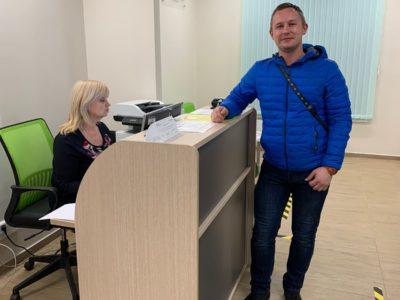 Денис Аксёнов: «Радостно, что получилось помочь людям»
