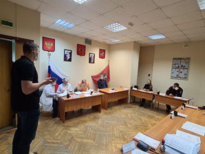 В Перово прошло заседание призывной комиссии